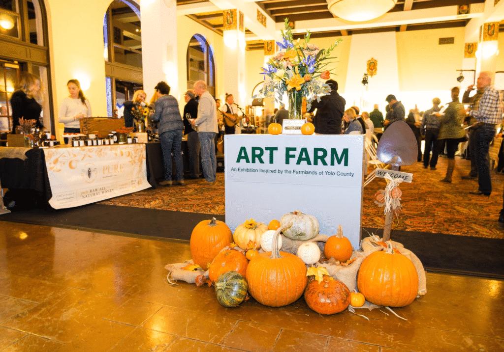 Woodland's Art Farm Gala